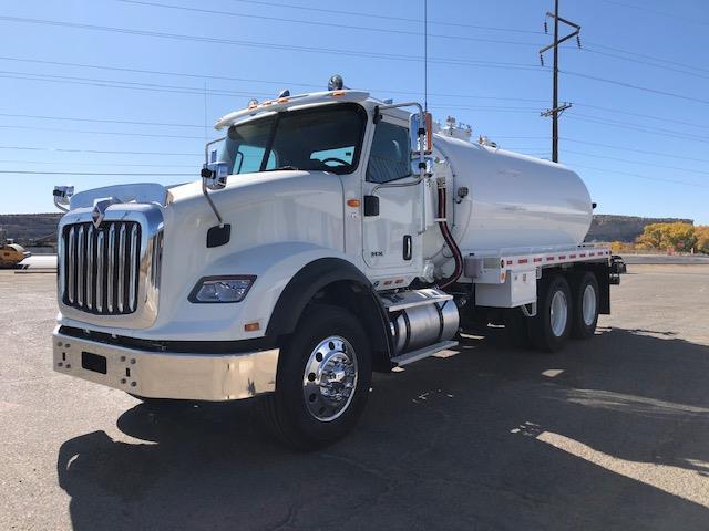 2020 International HX 6x4, Water Truck #LN083037 - photo 1