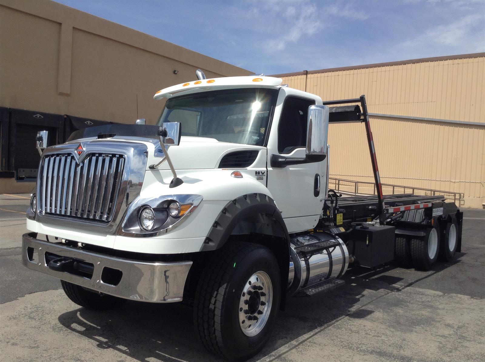 2021 International HV 6x4, Roll Offs USA, Inc. Roll-Off Body #MN809864 - photo 1
