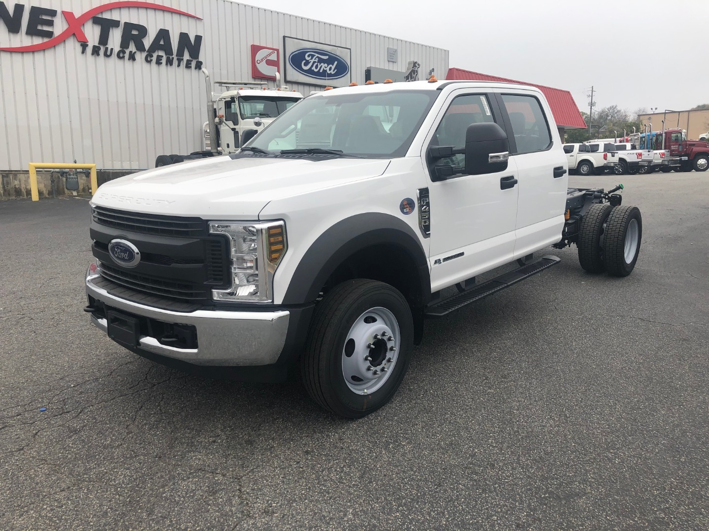 2019 Ford F-450 Crew Cab DRW 4x2, Cab Chassis #G12055 - photo 1