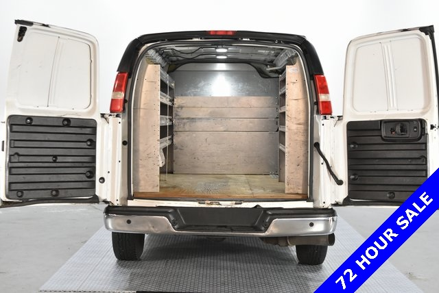 2013 GMC Savana 3500 4x2, Upfitted Cargo Van #D1149300T - photo 1