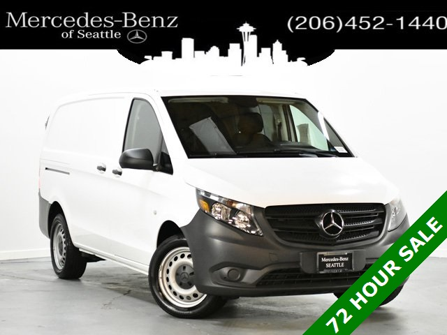 2017 Mercedes-Benz Metris 4x2, Empty Cargo Van #H3251604A - photo 1