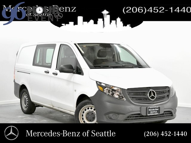 2017 Mercedes-Benz Metris 4x2, Empty Cargo Van #H3253602A - photo 1