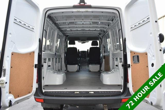 2017 Mercedes-Benz Sprinter 3500XD Standard Roof 4x4, Empty Cargo Van #HP515037A - photo 1