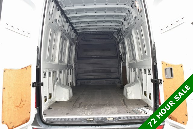 2017 Mercedes-Benz Sprinter 3500 4x2, Empty Cargo Van #HP531912A - photo 1