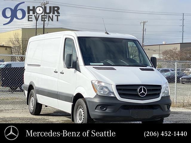 2018 Mercedes-Benz Sprinter 2500 Standard Roof 4x2, Upfitted Cargo Van #JP597847A - photo 1