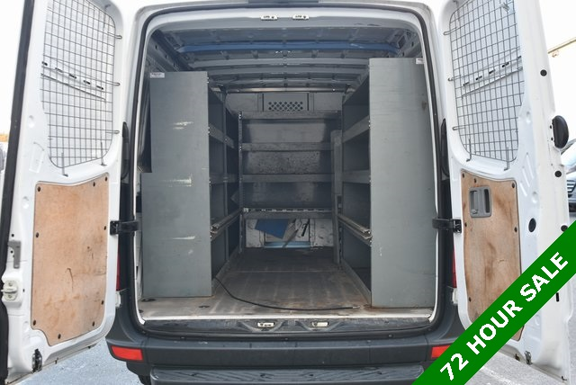 2018 Mercedes-Benz Sprinter 2500 4x2, Upfitted Cargo Van #JP613709A - photo 1