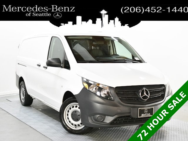 2019 Mercedes-Benz Metris 4x2, Empty Cargo Van #K3517189A - photo 1