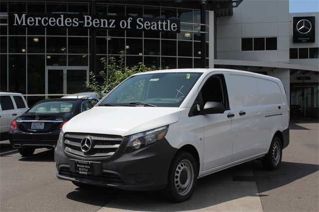 2019 Mercedes-Benz Metris 3D Cargo Van RWD #K3587740 - photo 1