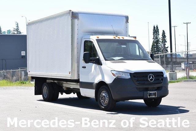 2019 Mercedes-Benz Sprinter 3500 4x2, Knapheide Dry Freight #KN030069 - photo 1