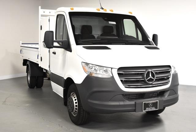 2019 Mercedes-Benz Sprinter 4500 4x2, Gruau Dump Body #KN031577 - photo 1