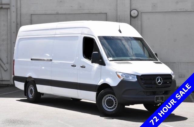 2019 Mercedes-Benz Sprinter 4x2, Empty Cargo Van #KP041592A - photo 1