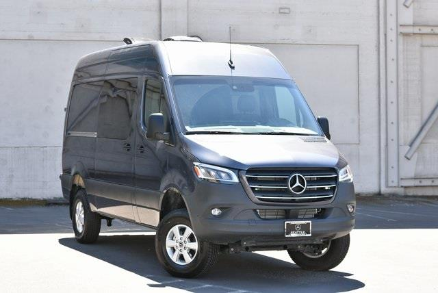 2020 Mercedes-Benz Sprinter 2500 Standard Roof 4x4, Upfitted Cargo Van #LT020818 - photo 1