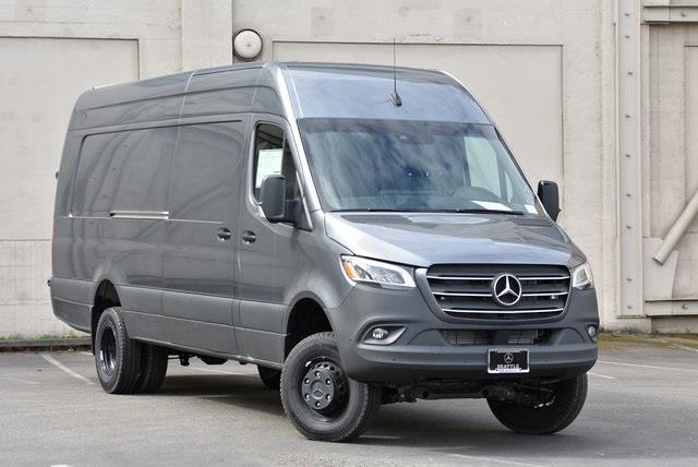 2020 Mercedes-Benz Sprinter 3500XD High Roof 4x4, Empty Cargo Van #LT024124 - photo 1