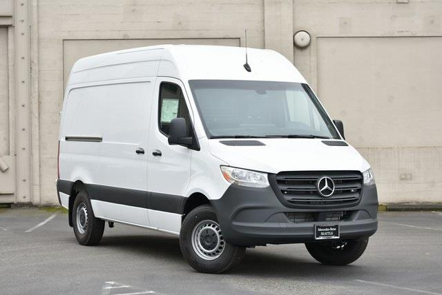 2020 Mercedes-Benz Sprinter 2500 Standard Roof 4x2, Empty Cargo Van #LT029827 - photo 1