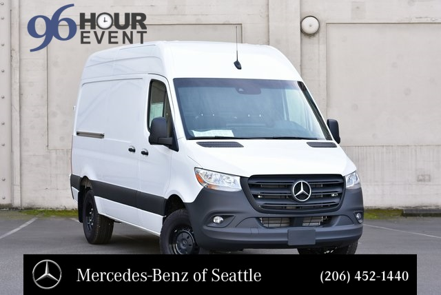 2020 Mercedes-Benz Sprinter 3500 Standard Roof 4x2, Empty Cargo Van #LT035739 - photo 1