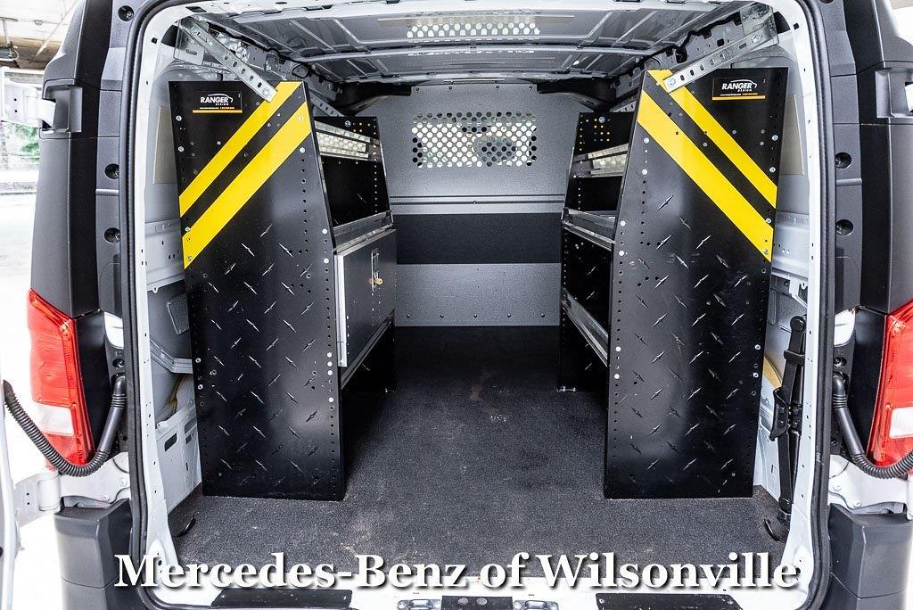 2018 Mercedes-Benz Metris 4x2, Upfitted Cargo Van #J3474080T - photo 1
