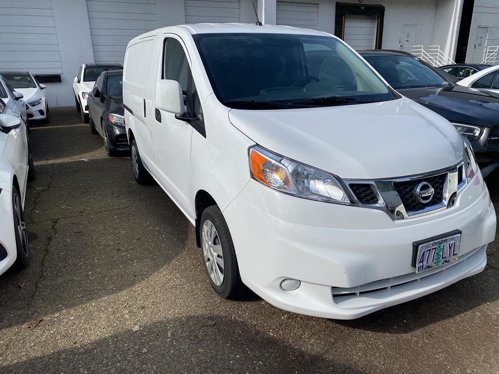 2019 Nissan NV200 4x2, Upfitted Cargo Van #KK707053T - photo 1