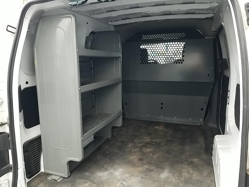 2019 Nissan NV200 4x2, Upfitted Cargo Van #KK707053T - photo 1