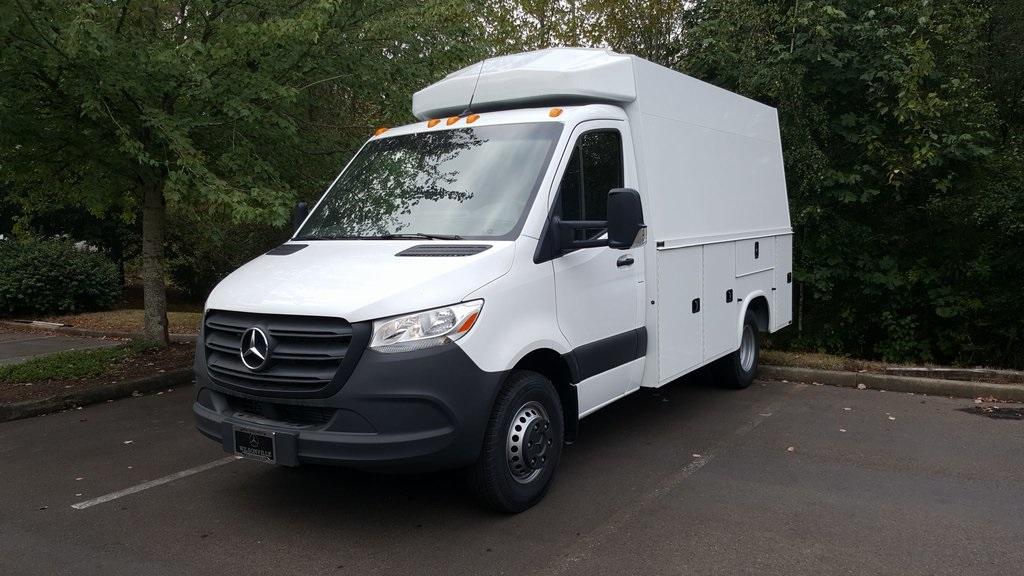 2019 Mercedes-Benz Sprinter 3500 4x2, Knapheide Service Utility Van #KN030402 - photo 1