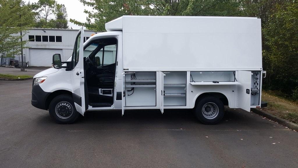 2019 Mercedes-Benz Sprinter 4x2, Knapheide KUV Service Utility Van #KN030402 - photo 3