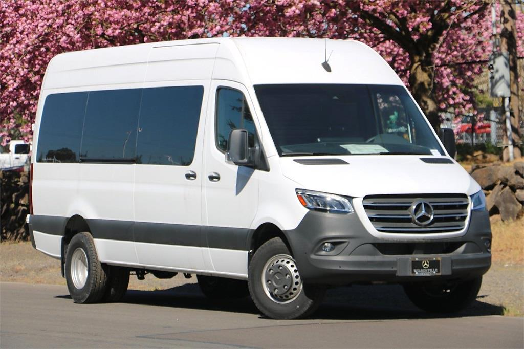 2019 Mercedes-Benz Sprinter 3500 4x2, Empty Cargo Van #KP046254 - photo 1