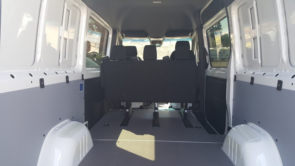 2019 Freightliner Sprinter 2500 4x2, Empty Cargo Van #KP053328 - photo 1