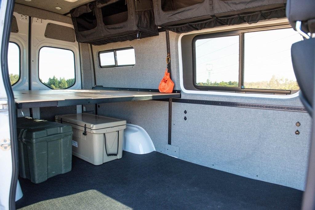2019 Freightliner Sprinter 2500 4x2, Upfitted Cargo Van #KT001225 - photo 1