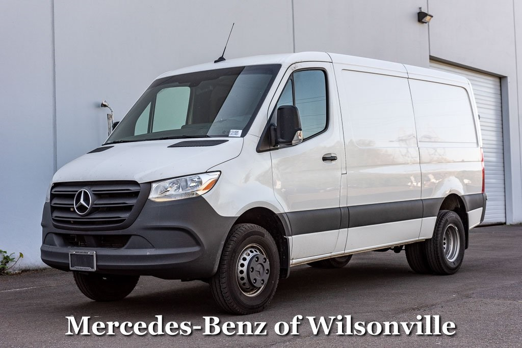 2019 Mercedes-Benz Sprinter 3500XD Standard Roof 4x2, Empty Cargo Van #KT014585 - photo 1