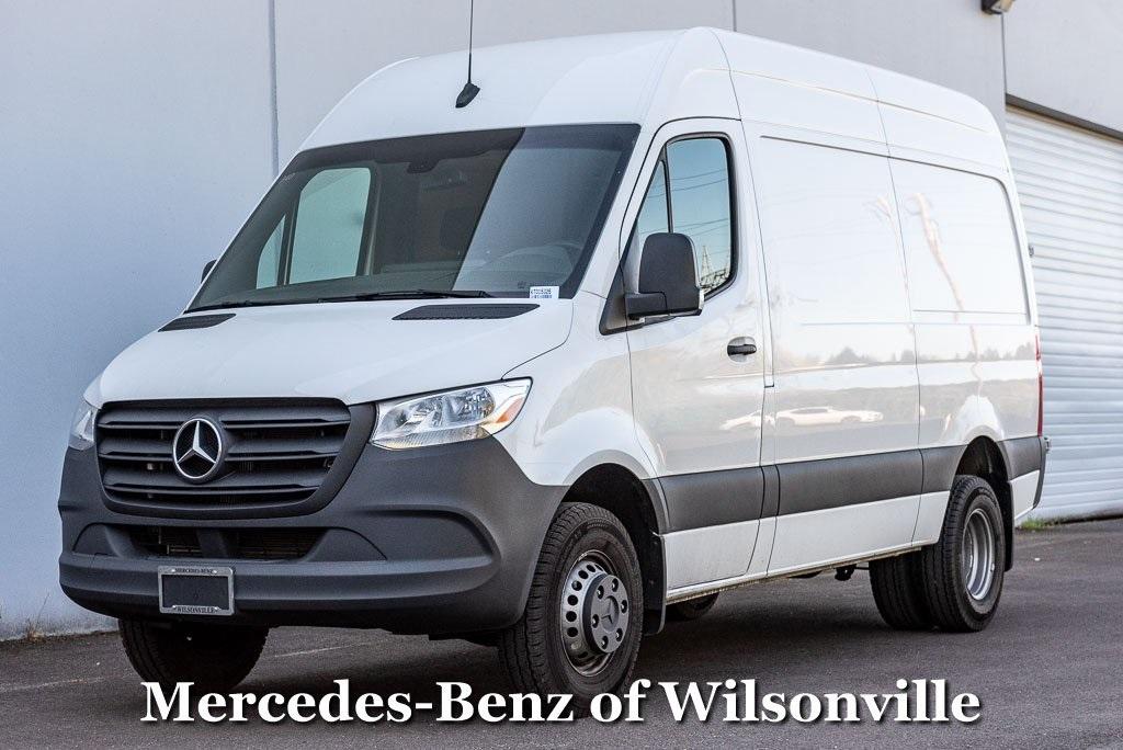 2019 Mercedes-Benz Sprinter 3500 Standard Roof 4x2, Empty Cargo Van #KT015326 - photo 1