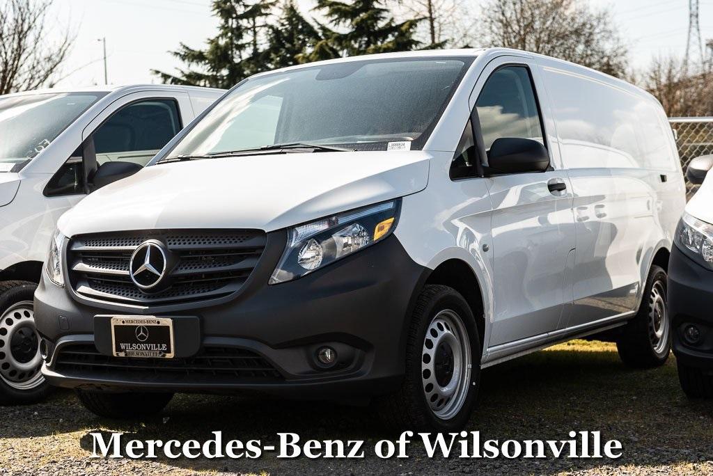 2020 Mercedes-Benz Metris 4x2, Empty Cargo Van #L3650034 - photo 1