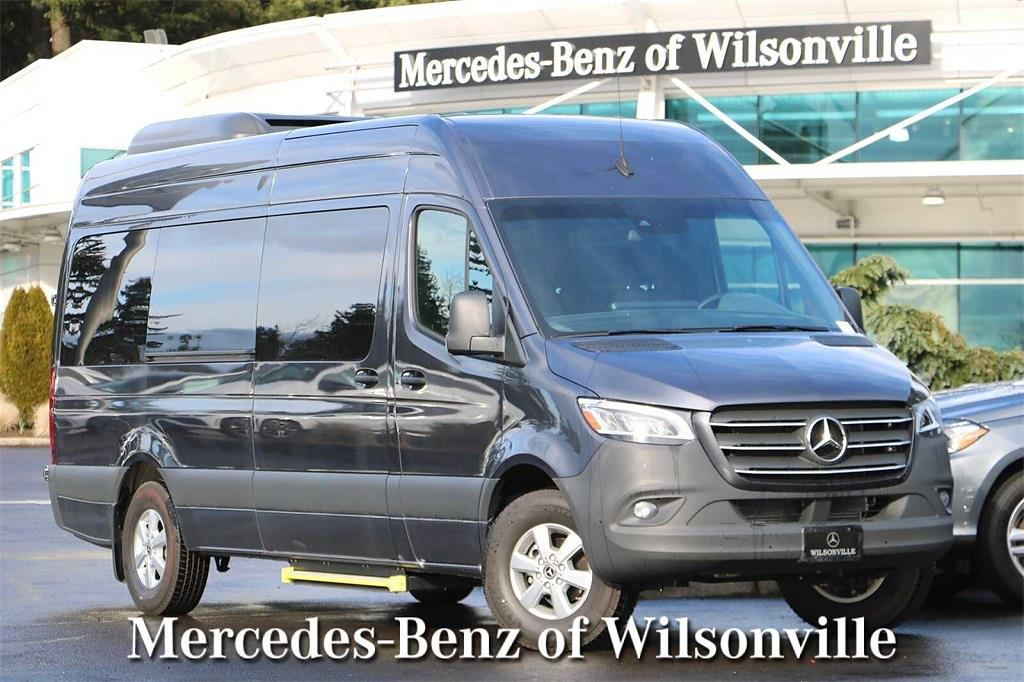 2020 Mercedes-Benz Sprinter 2500 High Roof 4x2, Passenger Wagon #LT030106 - photo 1