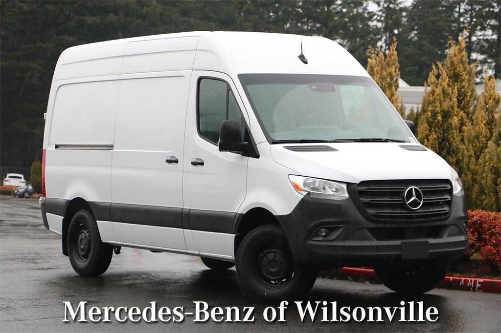 2020 Mercedes-Benz Sprinter 1500 Standard Roof 4x2, Empty Cargo Van #LT036455 - photo 1