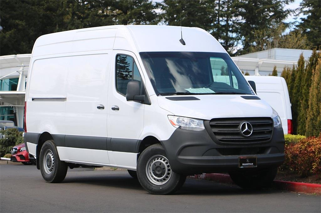 2021 Mercedes-Benz Sprinter 1500 4x2, Empty Cargo Van #MT045889 - photo 1