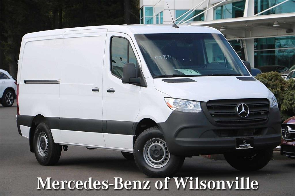 2021 Mercedes-Benz Sprinter 1500 4x2, Empty Cargo Van #MT049669 - photo 1