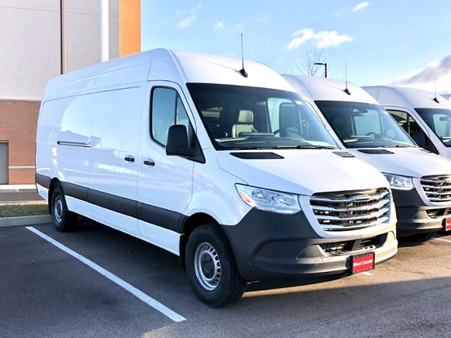2020 Freightliner Sprinter 4x2, Empty Cargo Van #V130P - photo 1