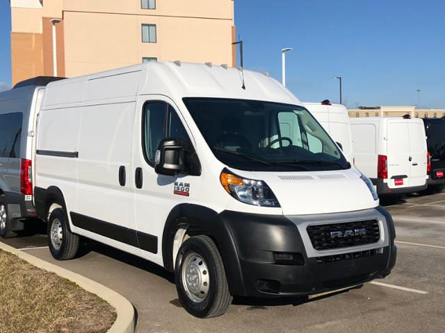 2019 Ram ProMaster 1500 High Roof FWD, Empty Cargo Van #V147P - photo 1