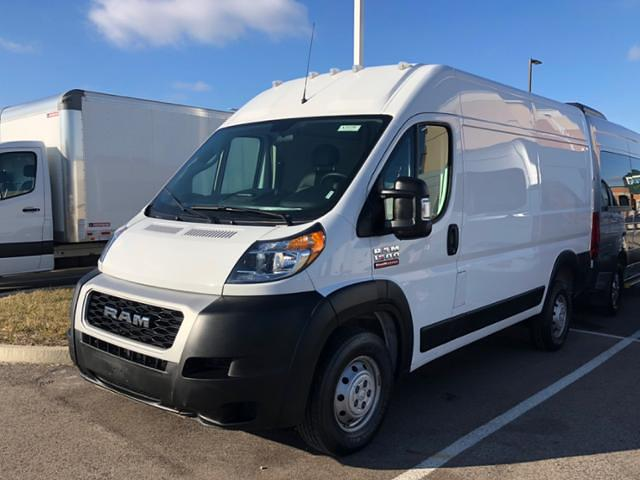 2020 Ram ProMaster 1500 High Roof FWD, Empty Cargo Van #V152P - photo 5