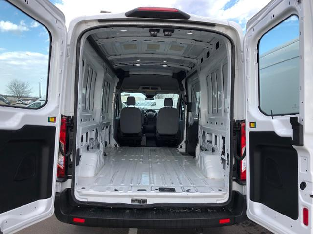 2019 Ford Transit 250 Med Roof 4x2, Empty Cargo Van #V155P - photo 1