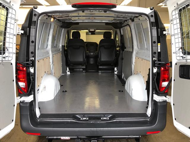 2017 Mercedes-Benz Metris 4x2, Empty Cargo Van #V156P - photo 1
