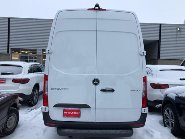 2020 Mercedes-Benz Sprinter 2500 High Roof 4x2, Empty Cargo Van #V160P - photo 1