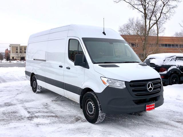 2020 Mercedes-Benz Sprinter 2500 High Roof 4x2, Empty Cargo Van #V169P - photo 2