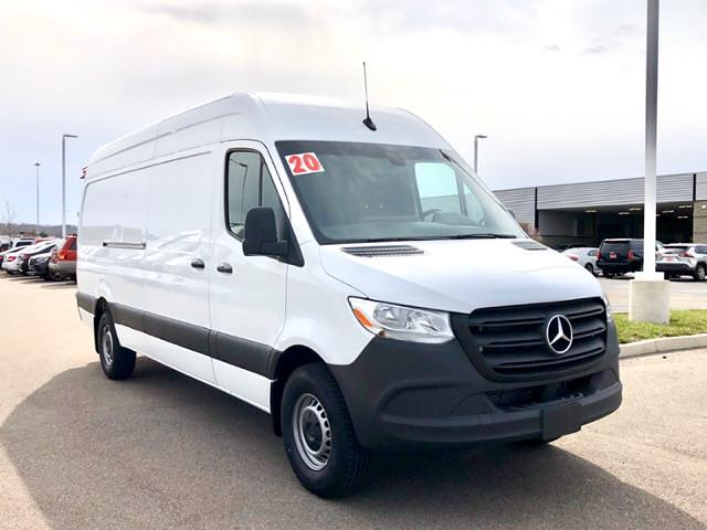 2020 Mercedes-Benz Sprinter 2500 High Roof 4x2, Empty Cargo Van #V175P - photo 1
