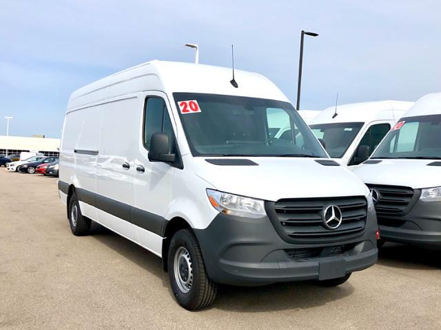2020 Mercedes-Benz Sprinter 2500 High Roof 4x2, Empty Cargo Van #V178P - photo 1
