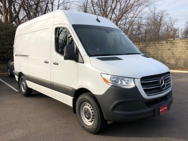 2019 Sprinter 2500 Standard Roof 4x2, Weather Guard General Service Upfitted Cargo Van #V19388 - photo 8