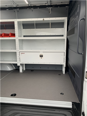 2019 Sprinter 2500 Standard Roof 4x2, Weather Guard General Service Upfitted Cargo Van #V19388 - photo 7