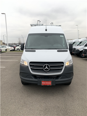 2019 Sprinter 2500 Standard Roof 4x2, Weather Guard General Service Upfitted Cargo Van #V19388 - photo 3