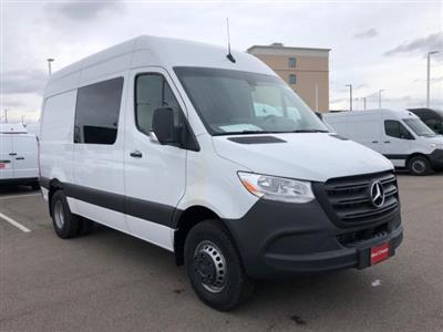 2019 Sprinter 3500XD 4x2, Empty Cargo Van #V19402 - photo 1