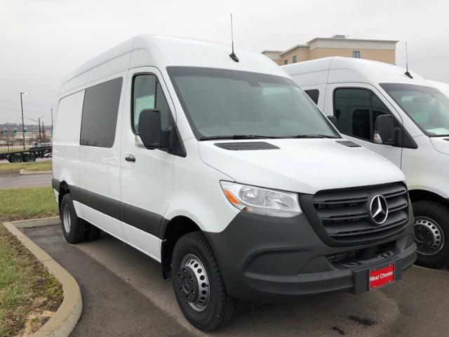 2019 Sprinter 3500XD 4x2, Empty Cargo Van #V19434 - photo 1