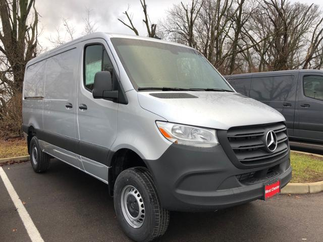 2019 Mercedes-Benz Sprinter 2500 Standard Roof 4x4, Empty Cargo Van #V19460 - photo 1