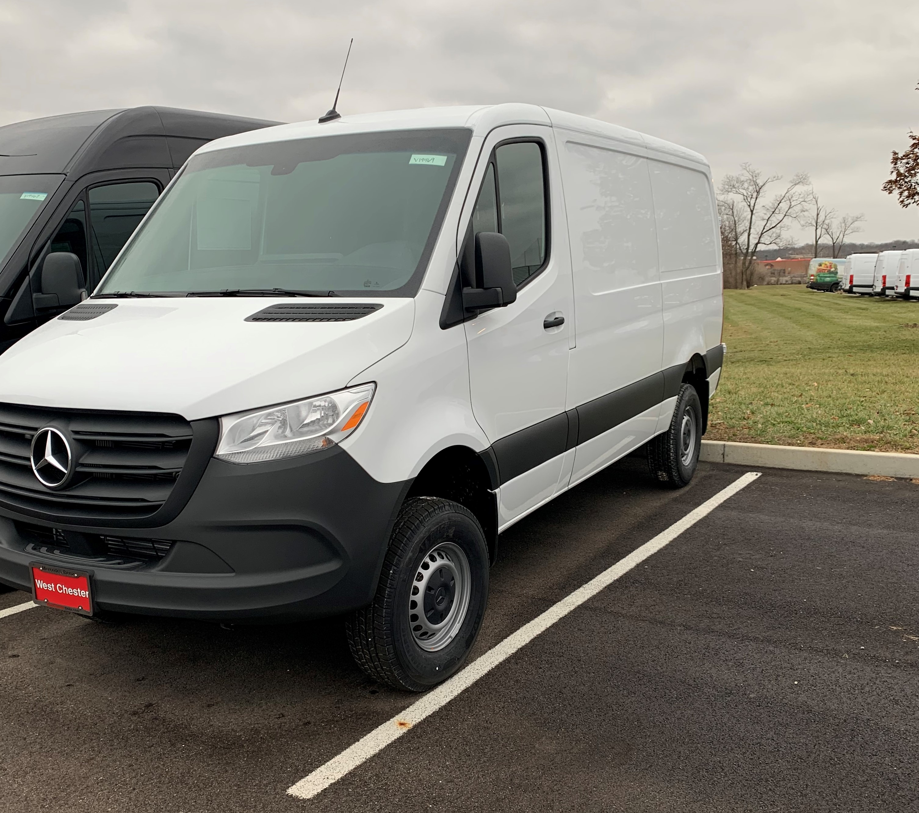 2019 Mercedes-Benz Sprinter Full-size Cargo Van #V19469 - photo 1